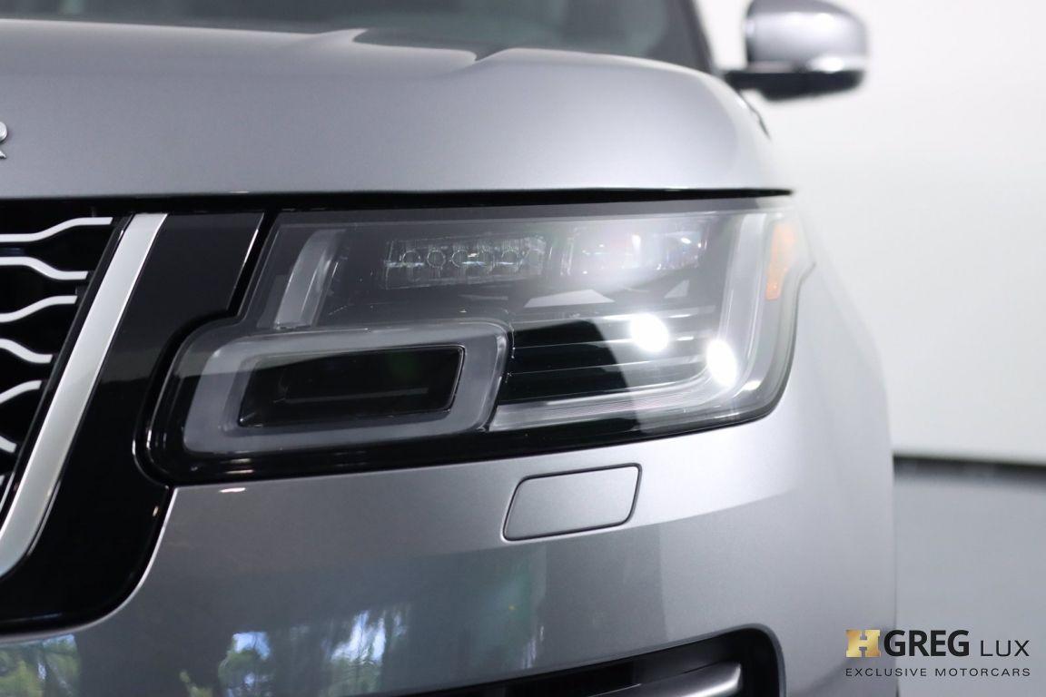 2020 Land Rover Range Rover HSE #5