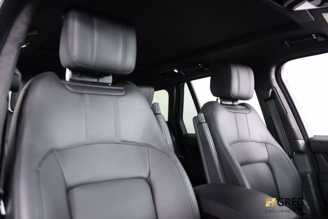 2020 Land Rover Range Rover HSE #32