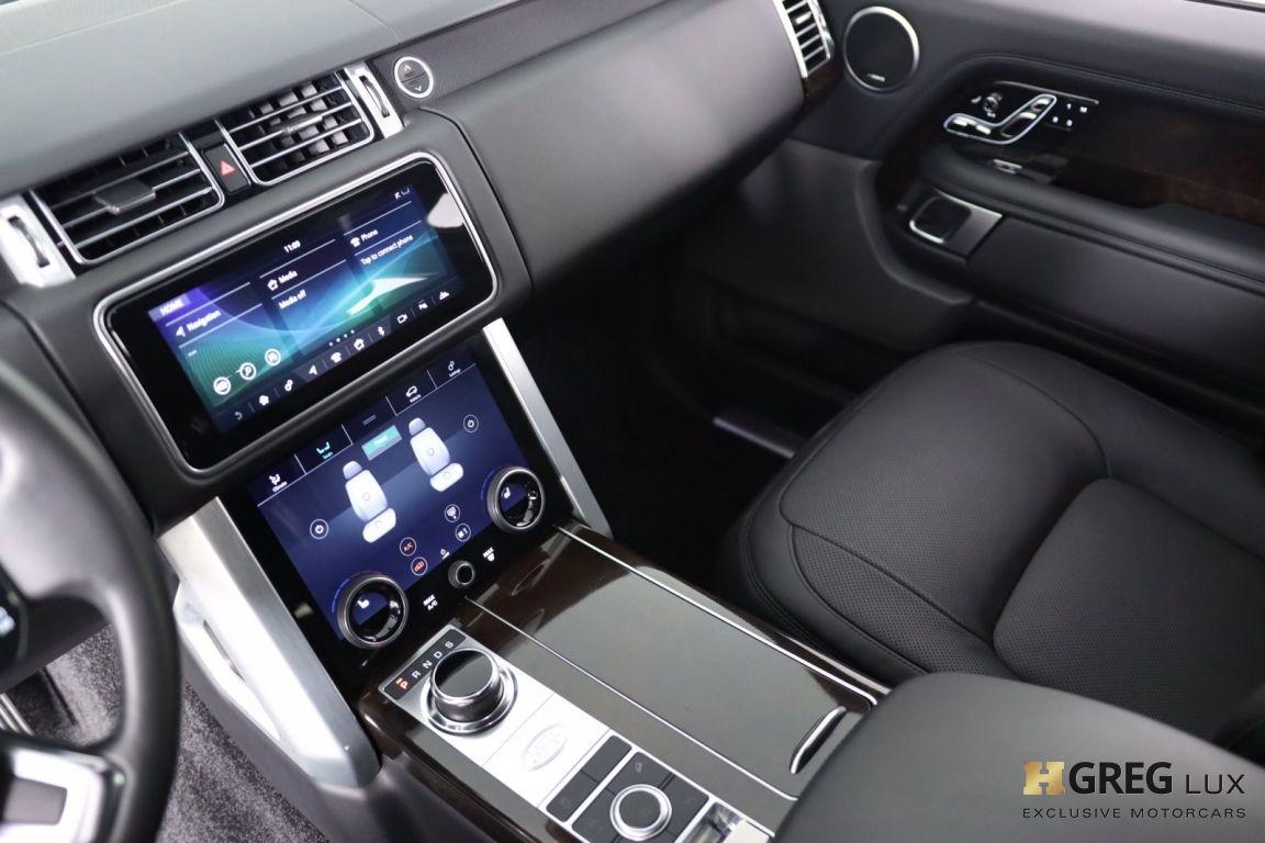 2020 Land Rover Range Rover HSE #39