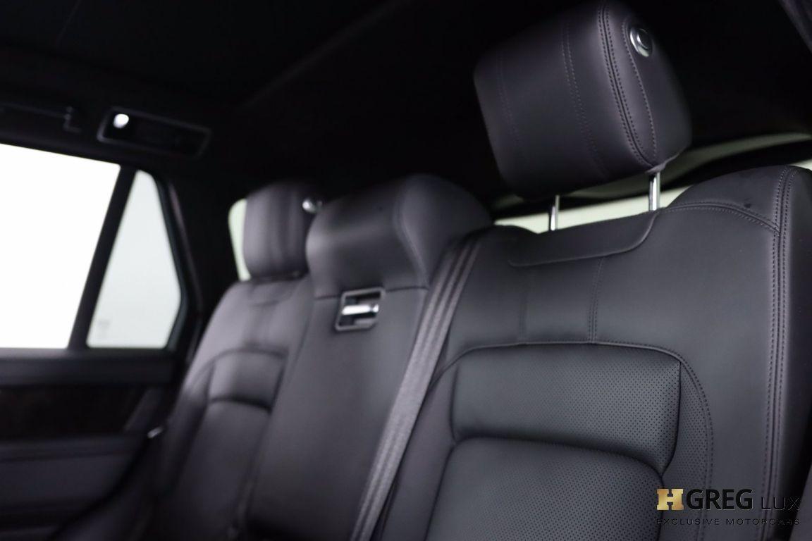 2020 Land Rover Range Rover HSE #30