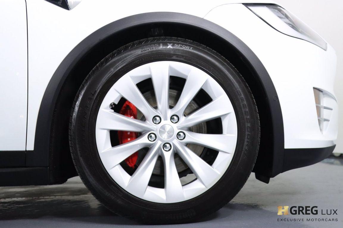 2020 Tesla Model X Performance #11