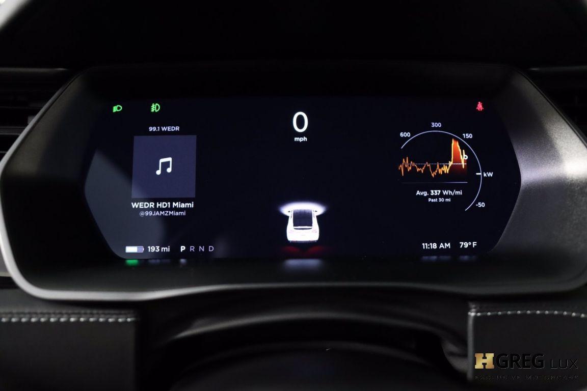 2020 Tesla Model X Performance #40