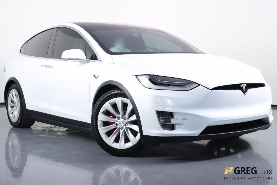 2020 Tesla Model X Performance #0