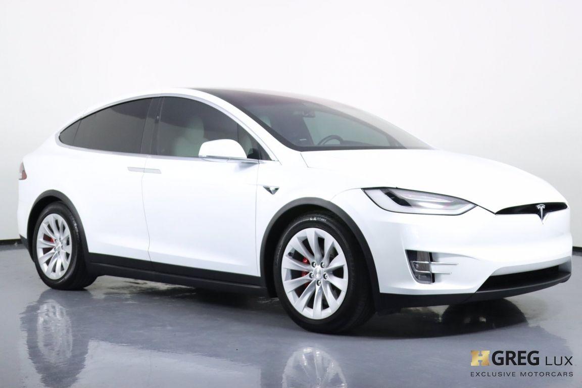 2020 Tesla Model X Performance #9