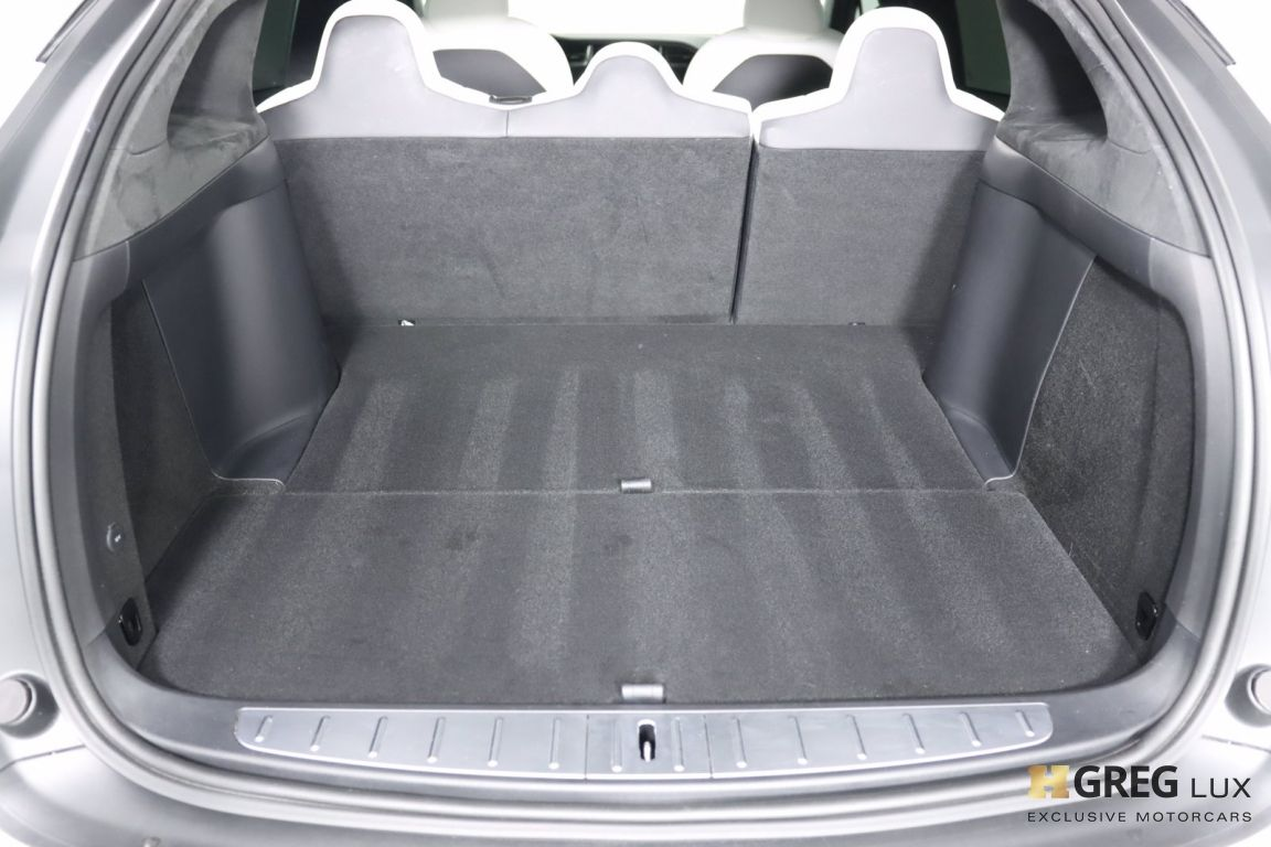 2020 Tesla Model X Performance #50