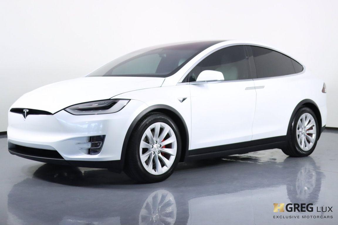 2020 Tesla Model X Performance #28