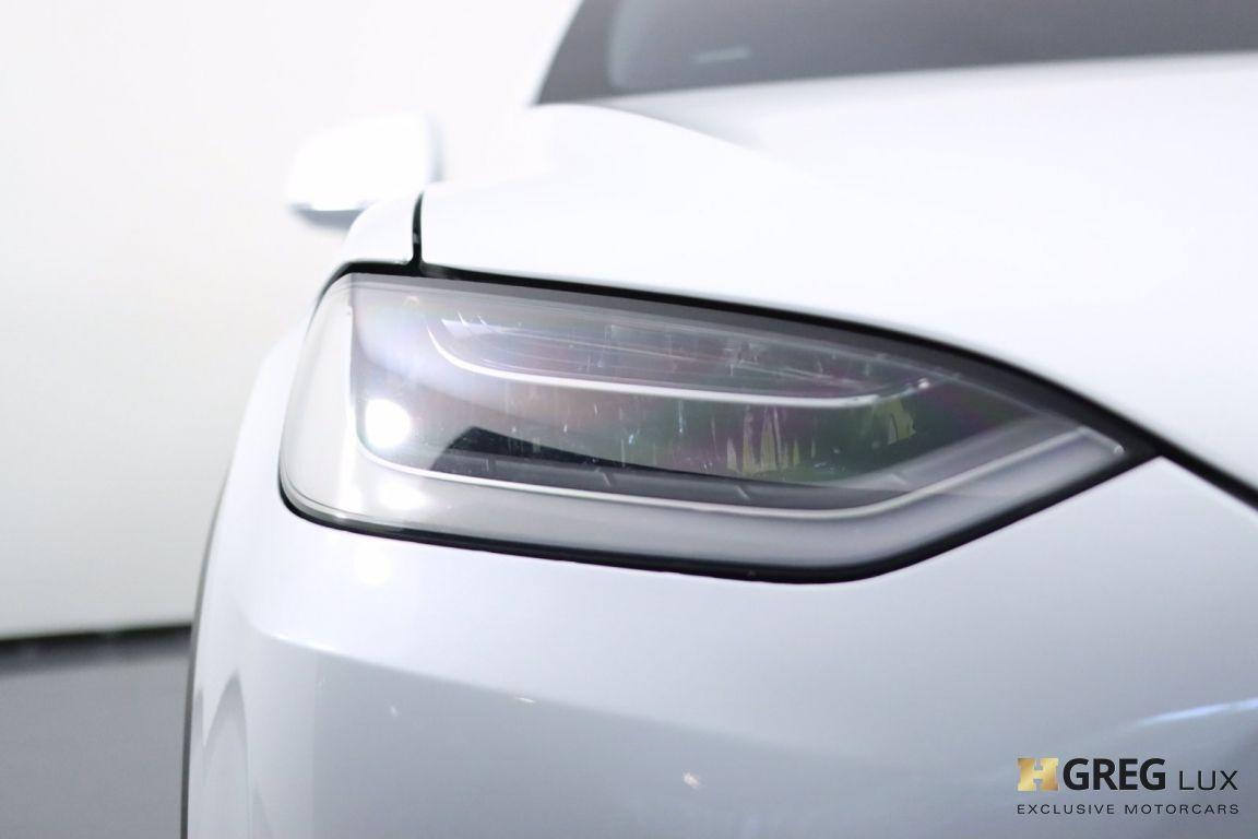2020 Tesla Model X Performance #5