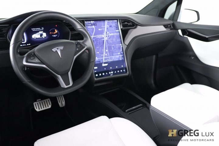 2020 Tesla Model X Performance #1