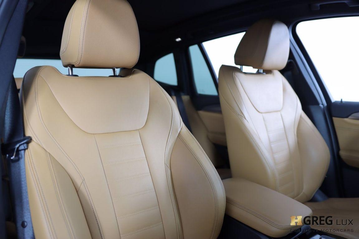 2019 BMW X3 sDrive30i #35