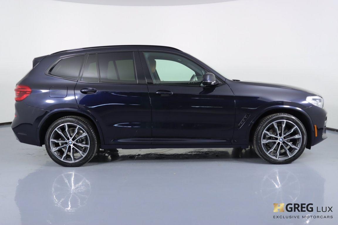 2019 BMW X3 sDrive30i #12