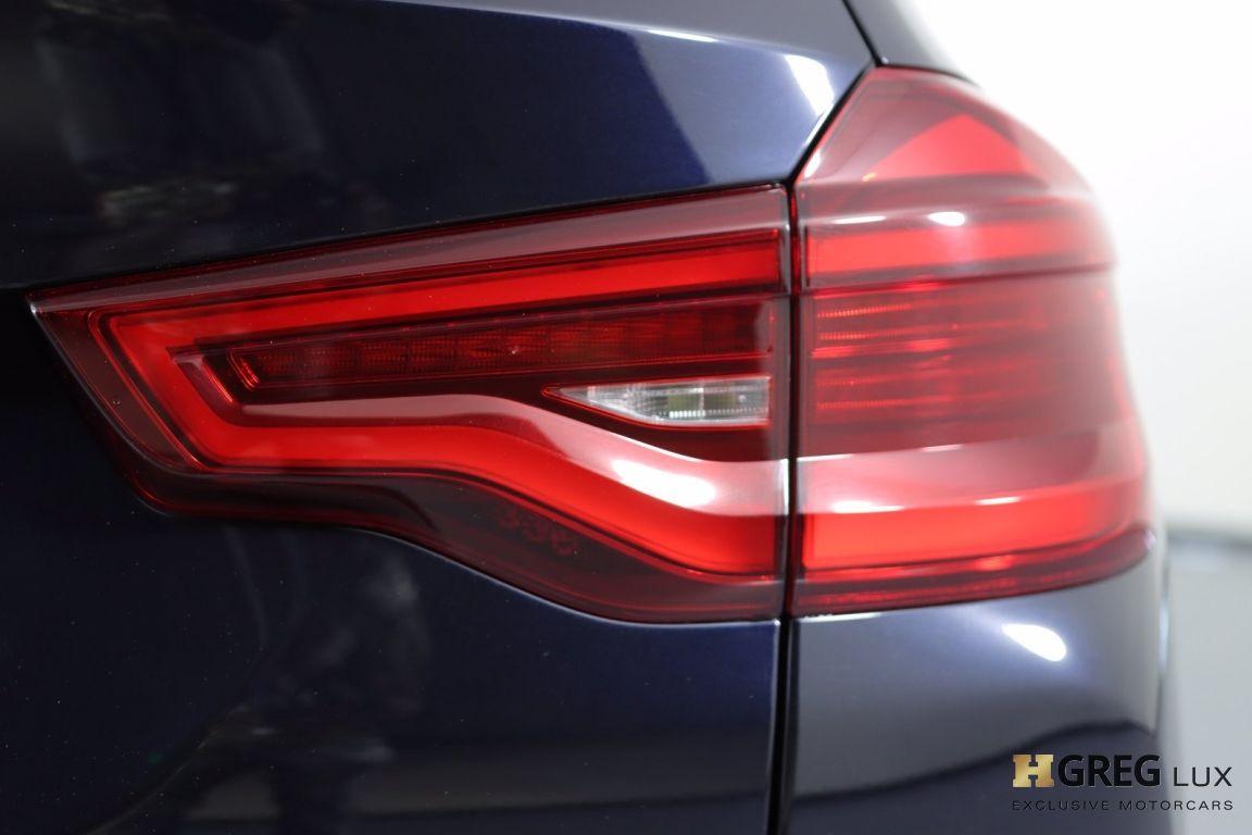 2019 BMW X3 sDrive30i #20