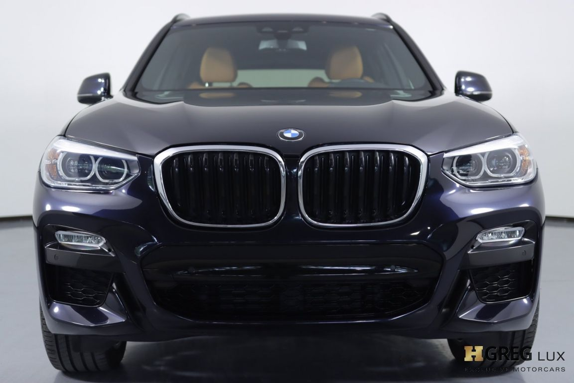 2019 BMW X3 sDrive30i #5