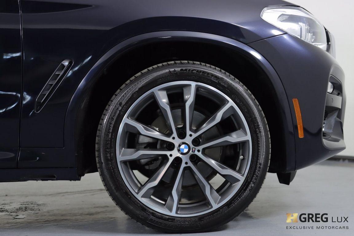 2019 BMW X3 sDrive30i #13