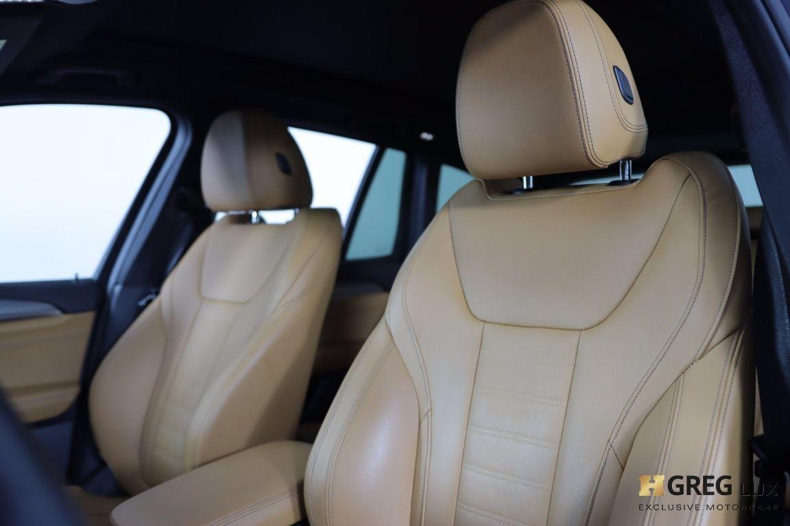 2019 BMW X3 sDrive30i #3