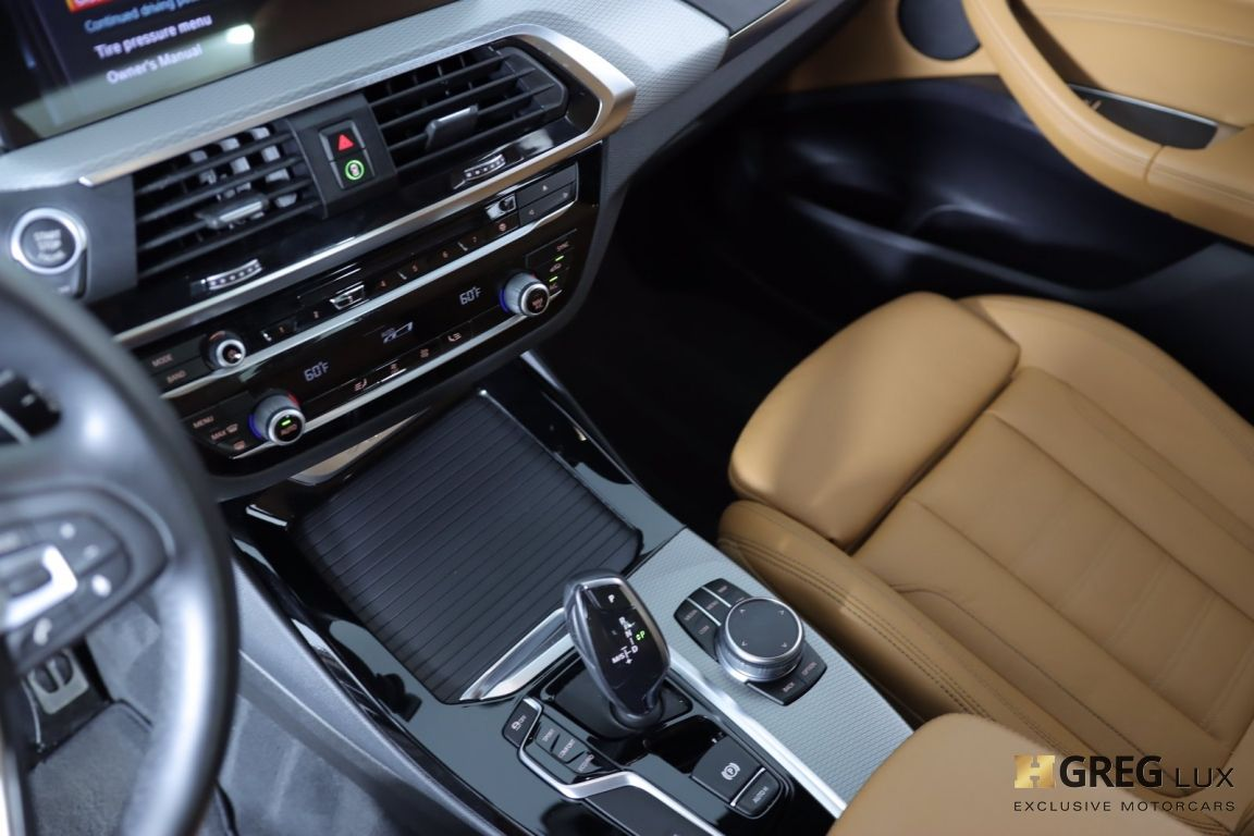 2019 BMW X3 sDrive30i #42