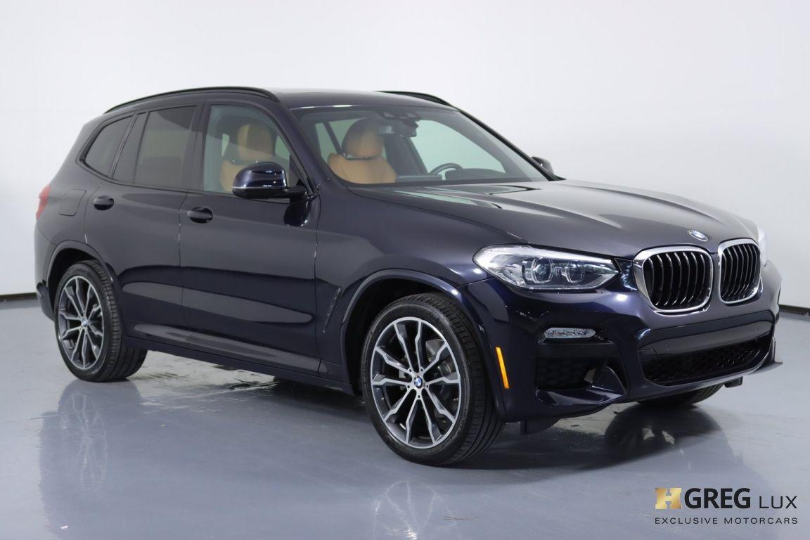 2019 BMW X3 sDrive30i #11