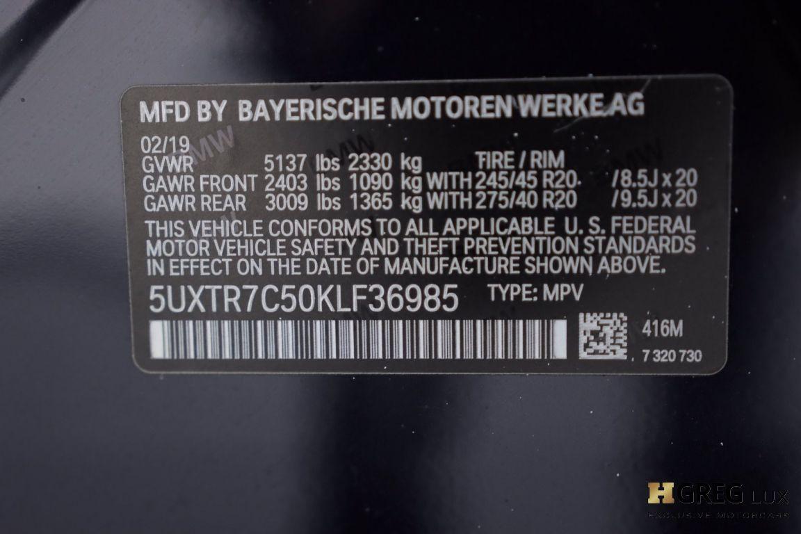 2019 BMW X3 sDrive30i #60