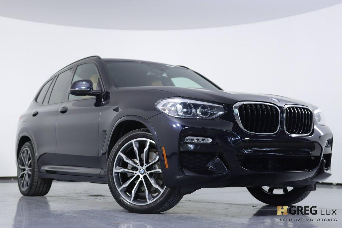 2019 BMW X3 sDrive30i #4