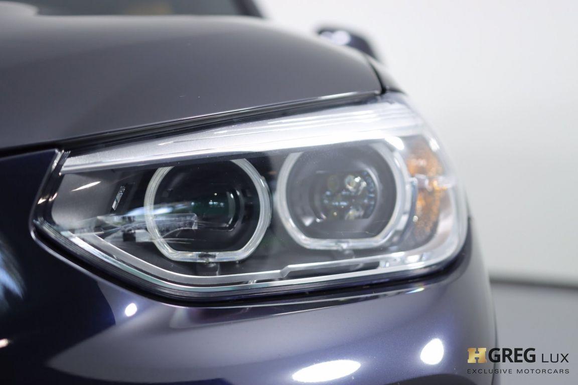 2019 BMW X3 sDrive30i #7