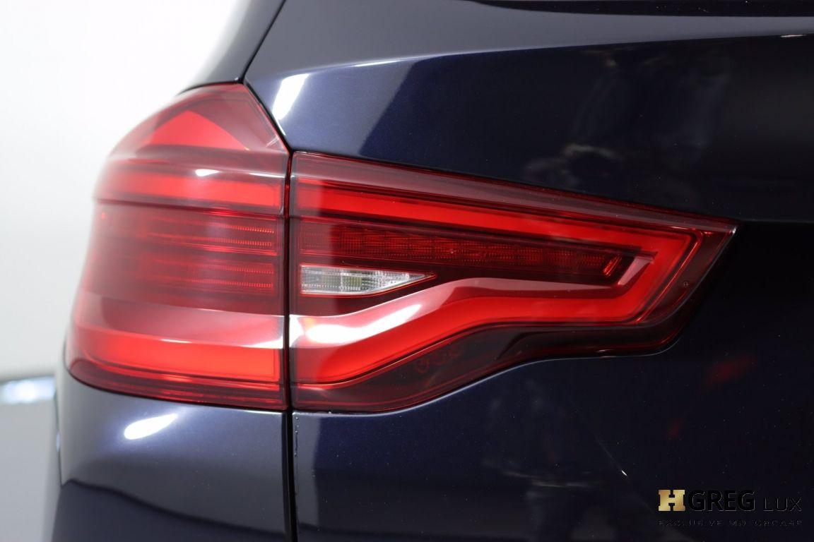 2019 BMW X3 sDrive30i #19