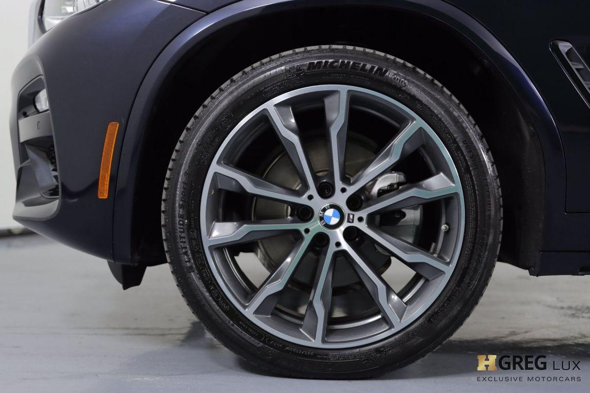 2019 BMW X3 sDrive30i #25