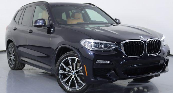 2019 BMW X3 sDrive30i #0