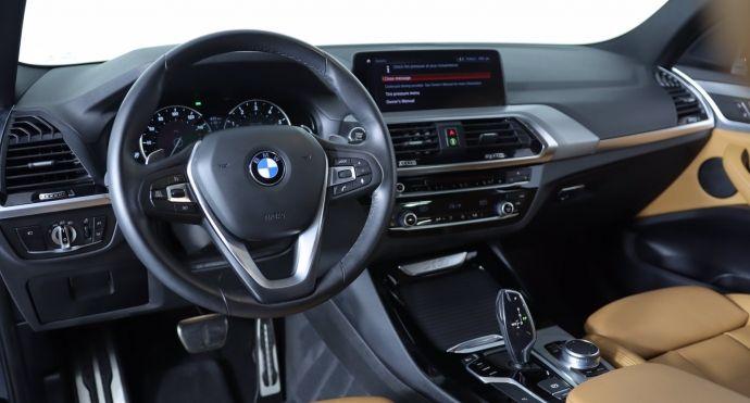 2019 BMW X3 sDrive30i #1