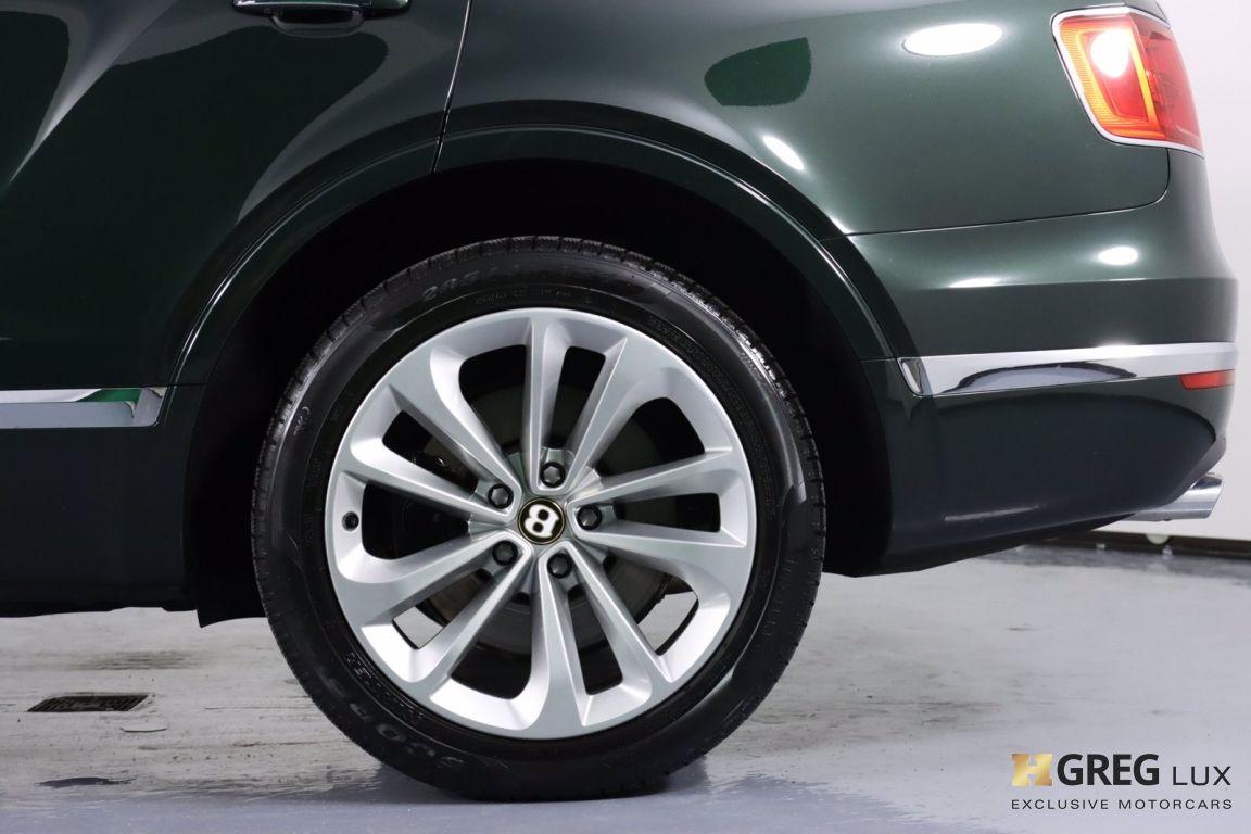 2019 Bentley Bentayga V8 #27