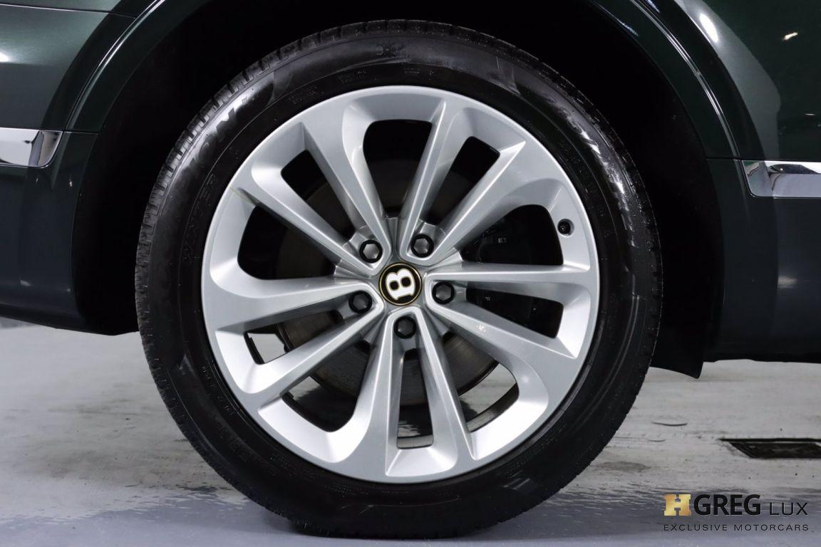 2019 Bentley Bentayga V8 #16
