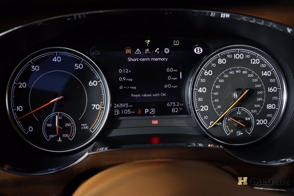 2019 Bentley Bentayga V8 #49
