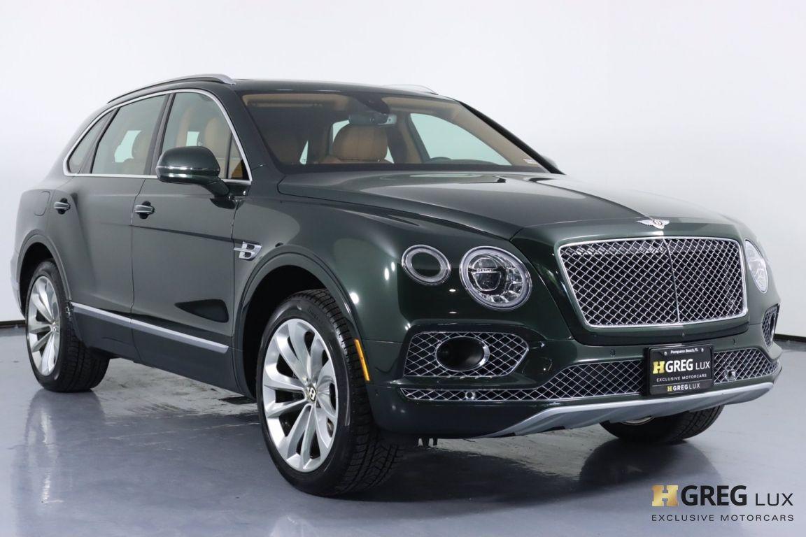 2019 Bentley Bentayga V8 #10