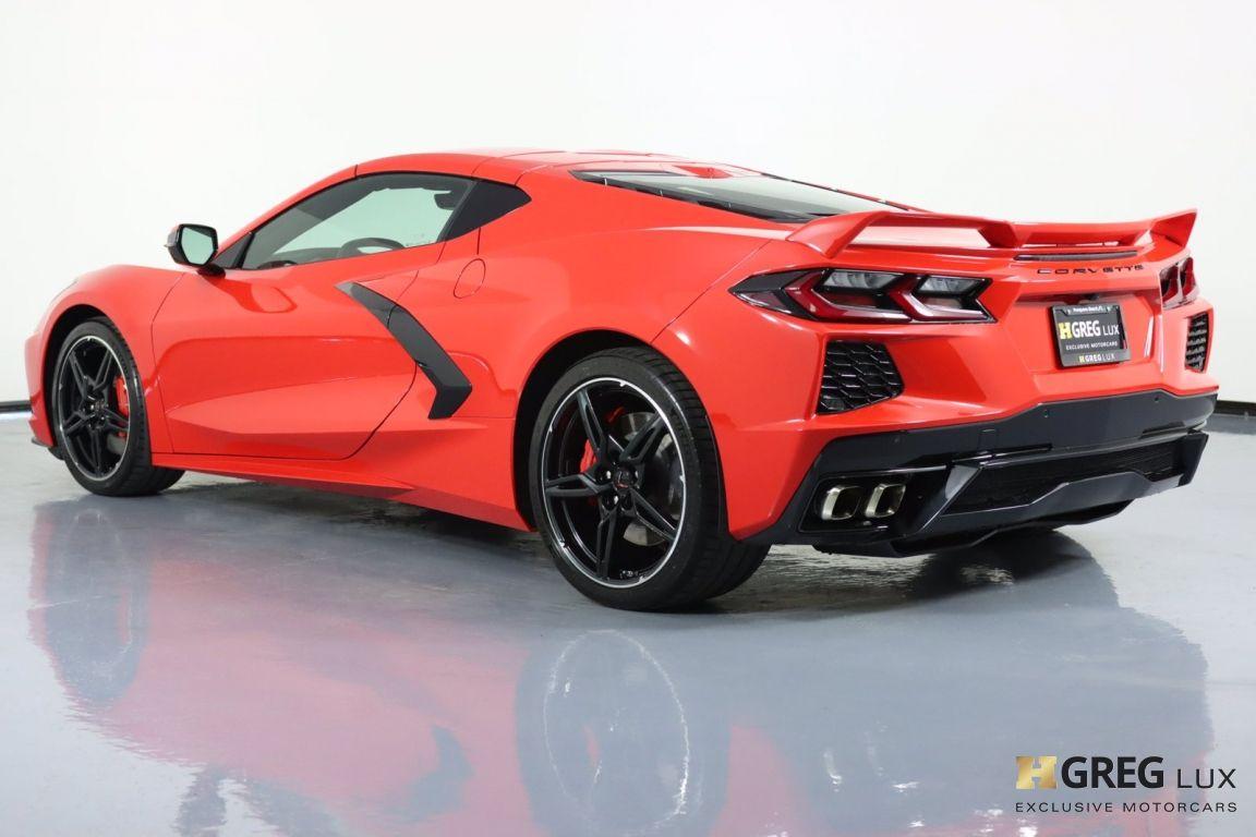 2020 Chevrolet Corvette 2LT #24