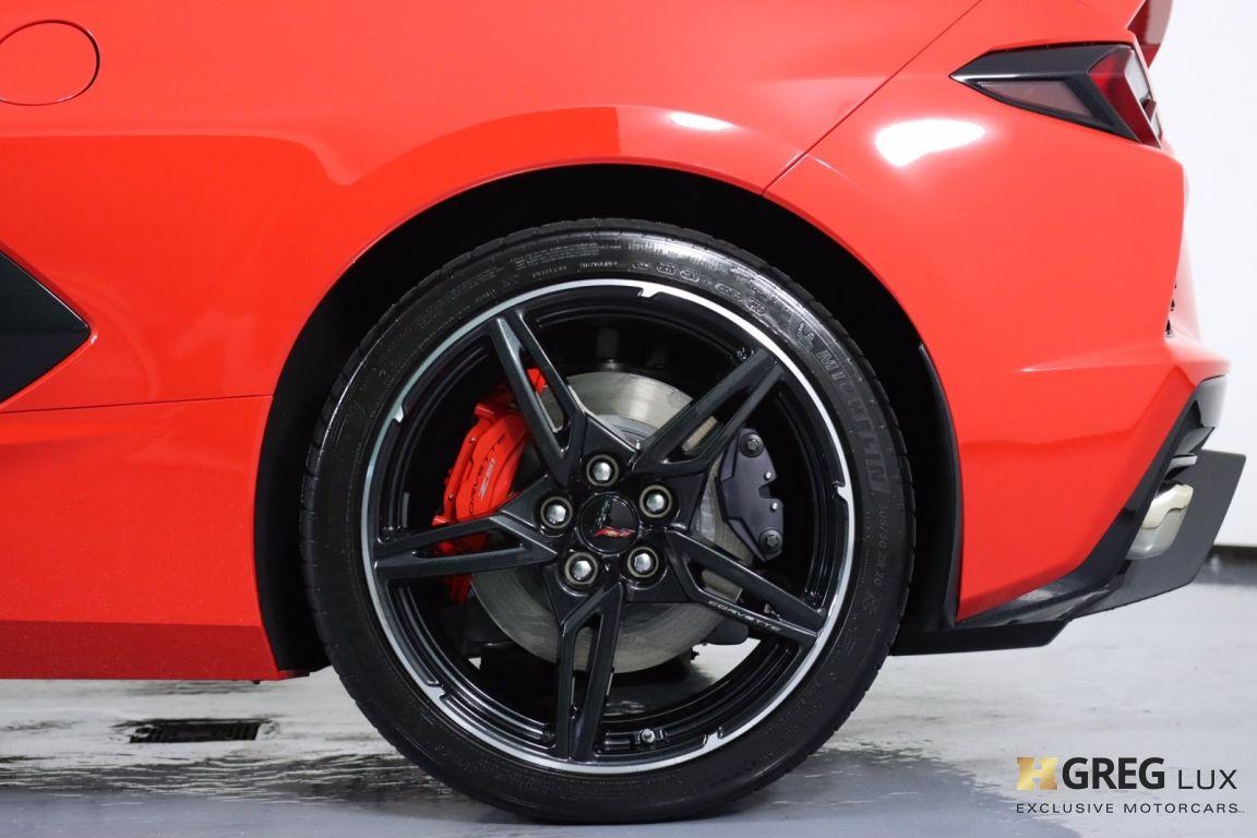 2020 Chevrolet Corvette 2LT #29
