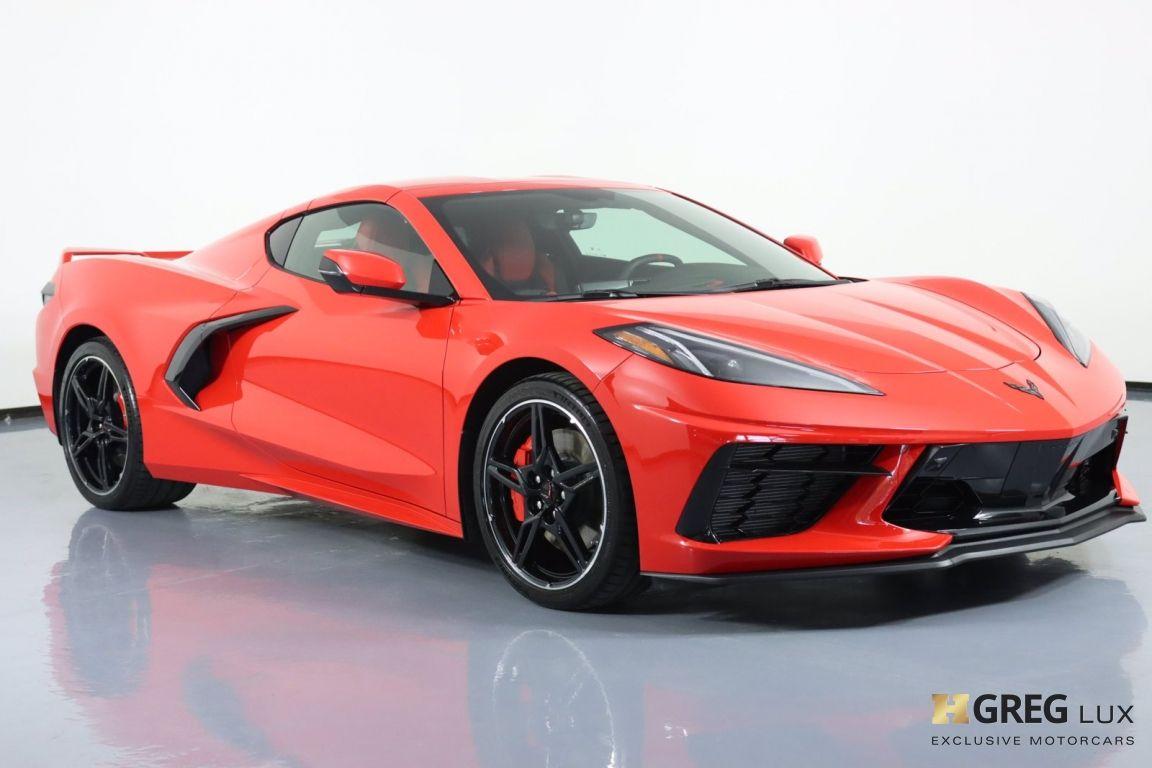 2020 Chevrolet Corvette 2LT #9