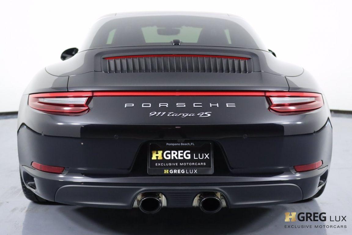 2019 Porsche 911 Targa 4S #20