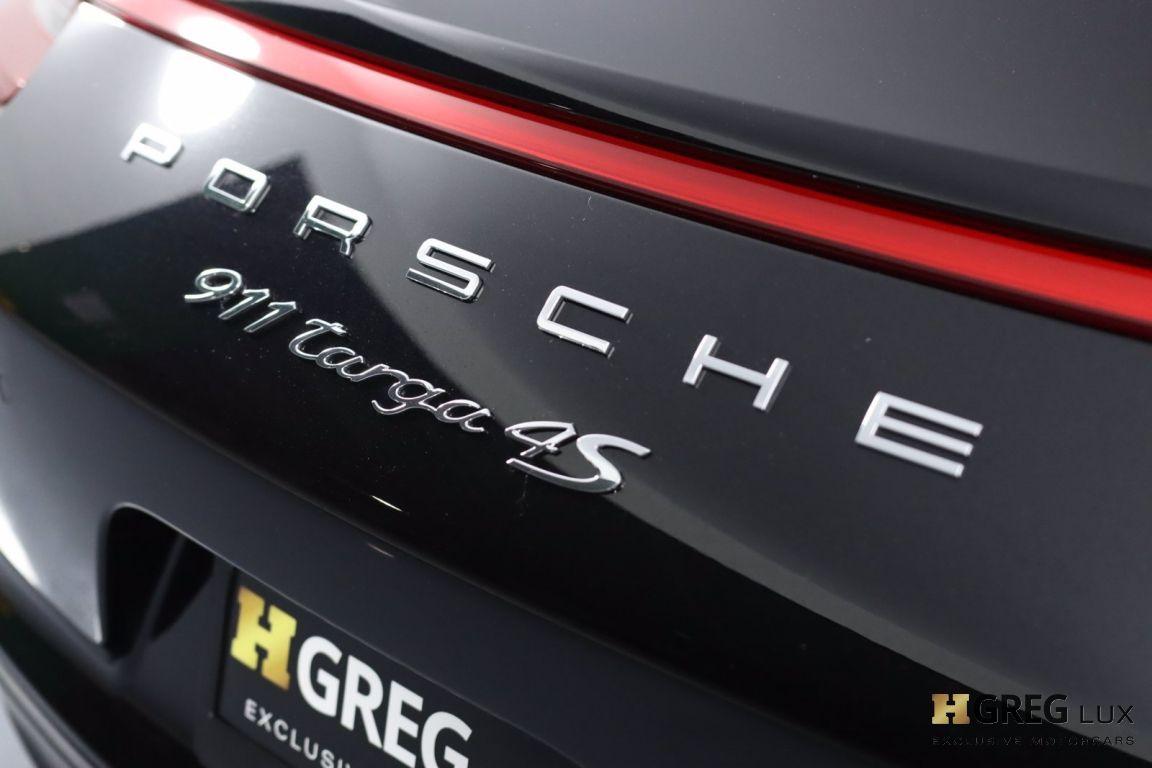 2019 Porsche 911 Targa 4S #23