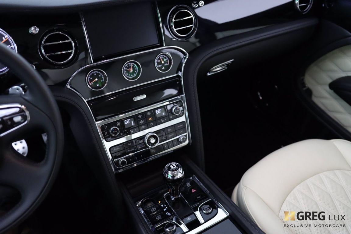 2017 Bentley Mulsanne  #40