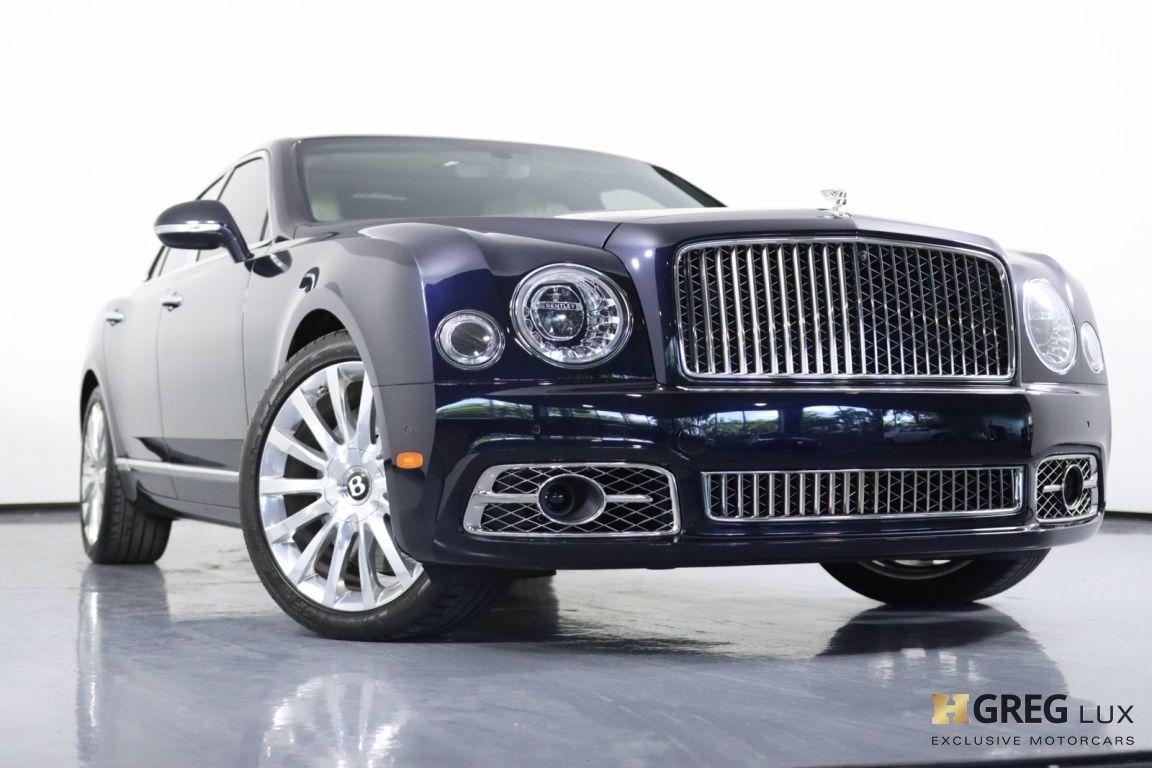 2017 Bentley Mulsanne  #28