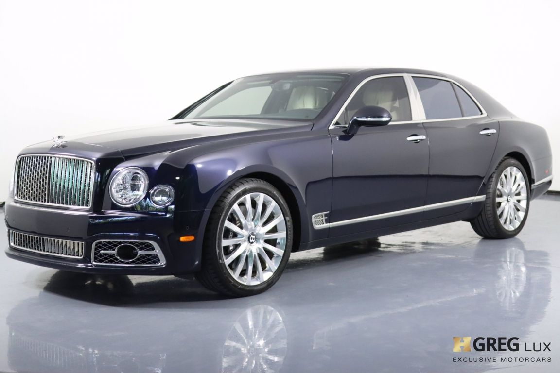 2017 Bentley Mulsanne  #27