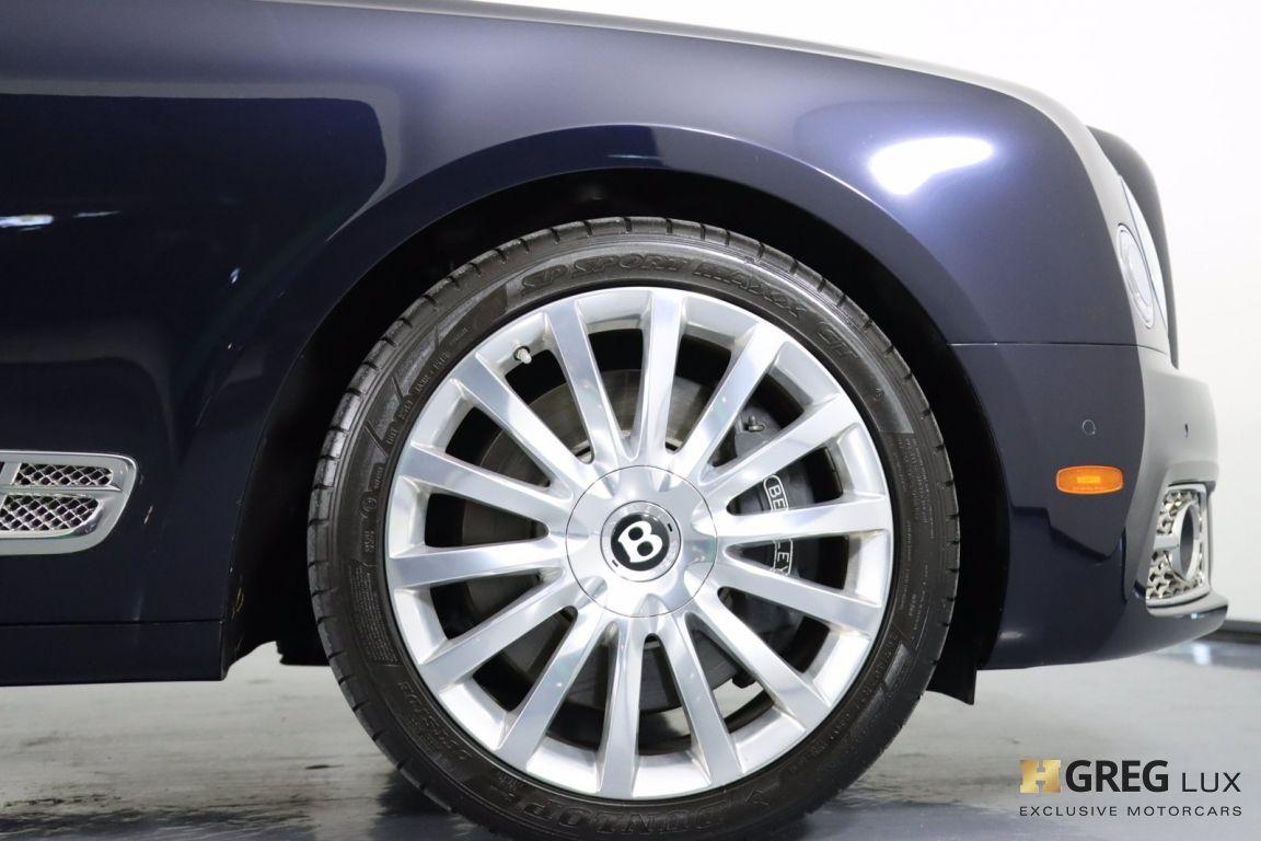 2017 Bentley Mulsanne  #11