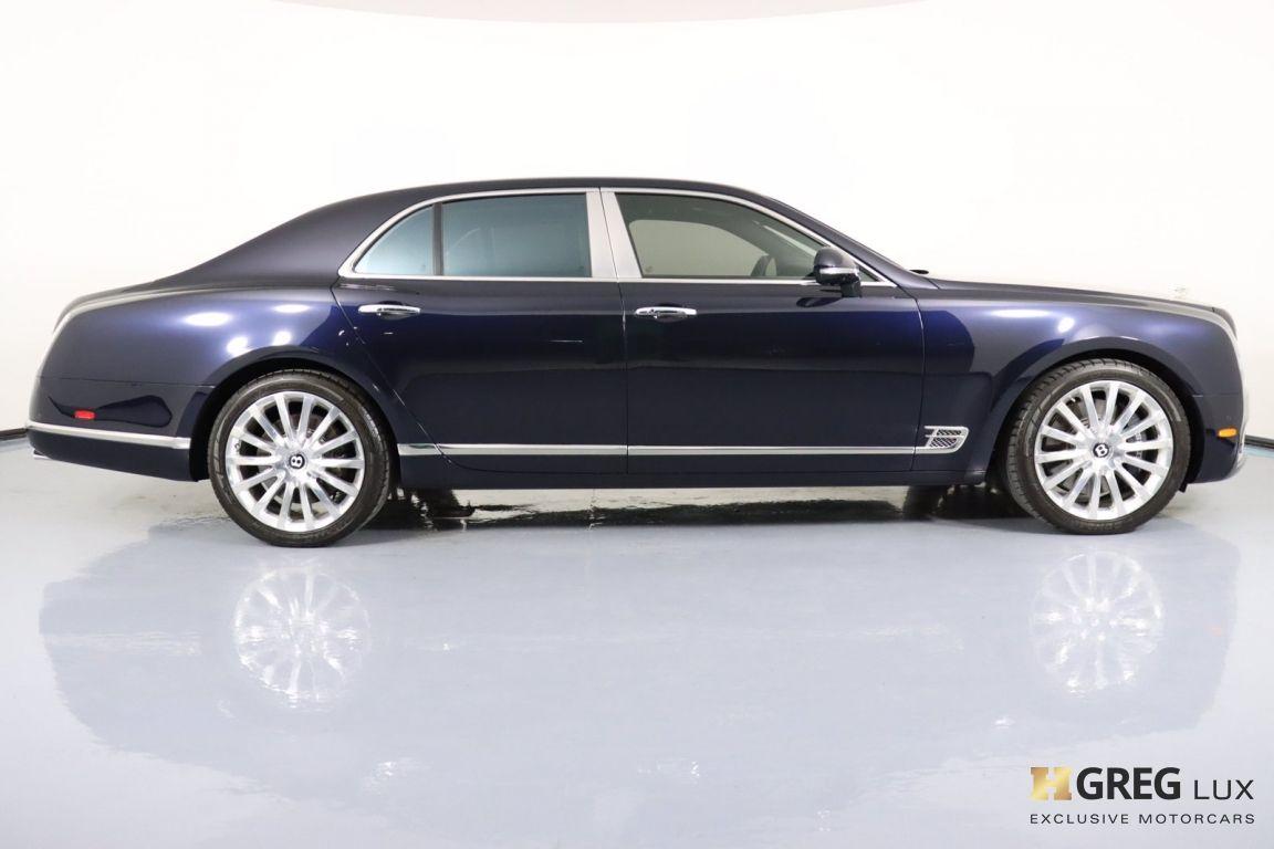 2017 Bentley Mulsanne  #10