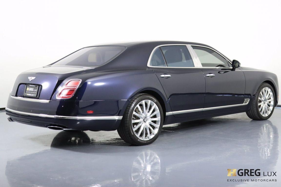 2017 Bentley Mulsanne  #16