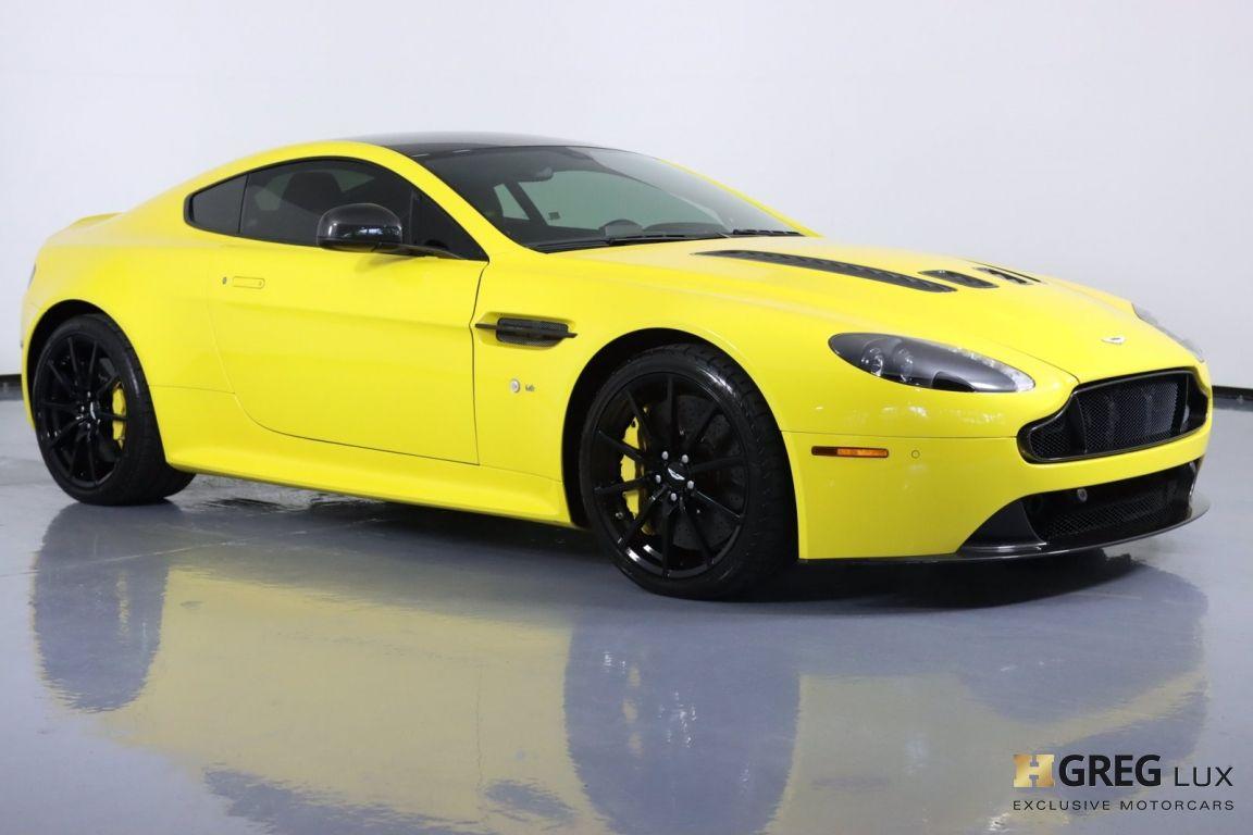 2015 Aston Martin V12 Vantage S #9
