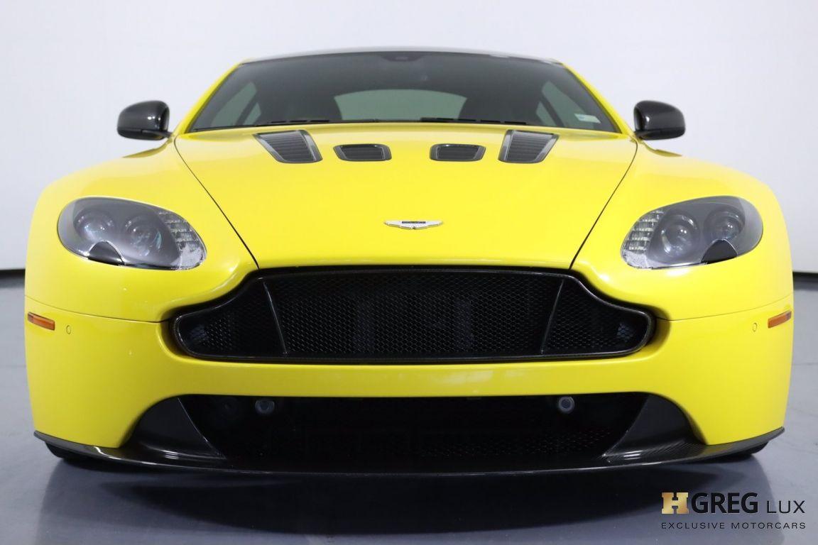 2015 Aston Martin V12 Vantage S #3