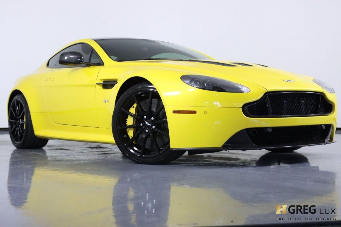 2015 Aston Martin V12 Vantage S #32