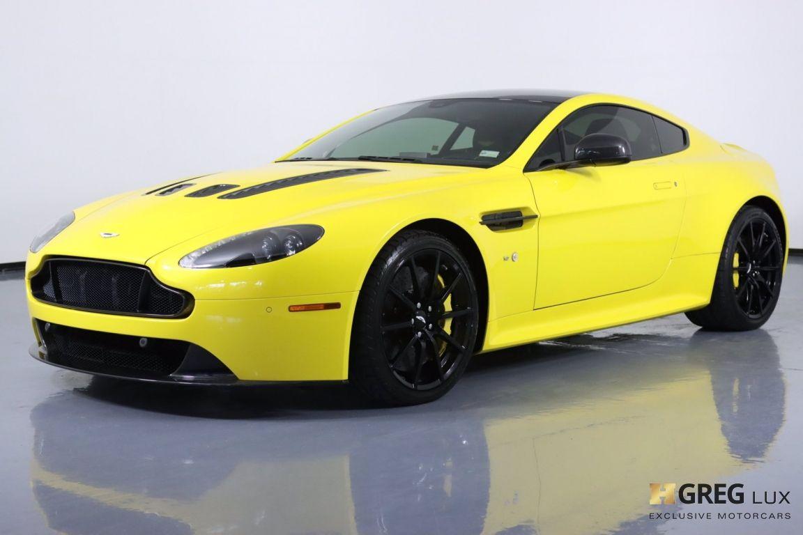 2015 Aston Martin V12 Vantage S #31