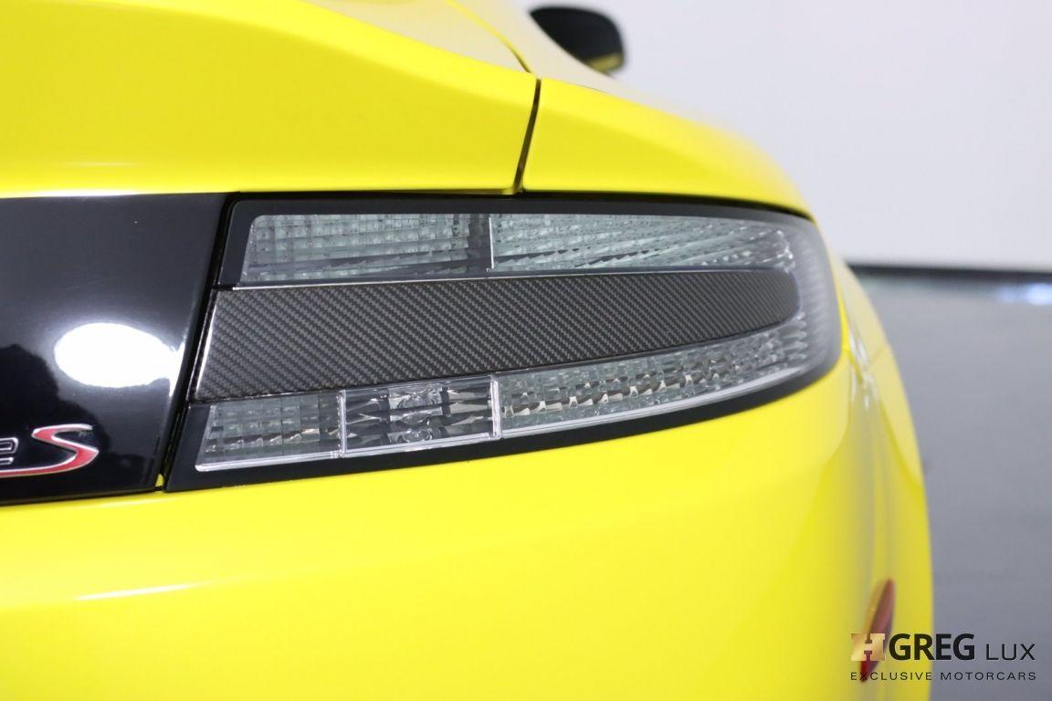 2015 Aston Martin V12 Vantage S #20