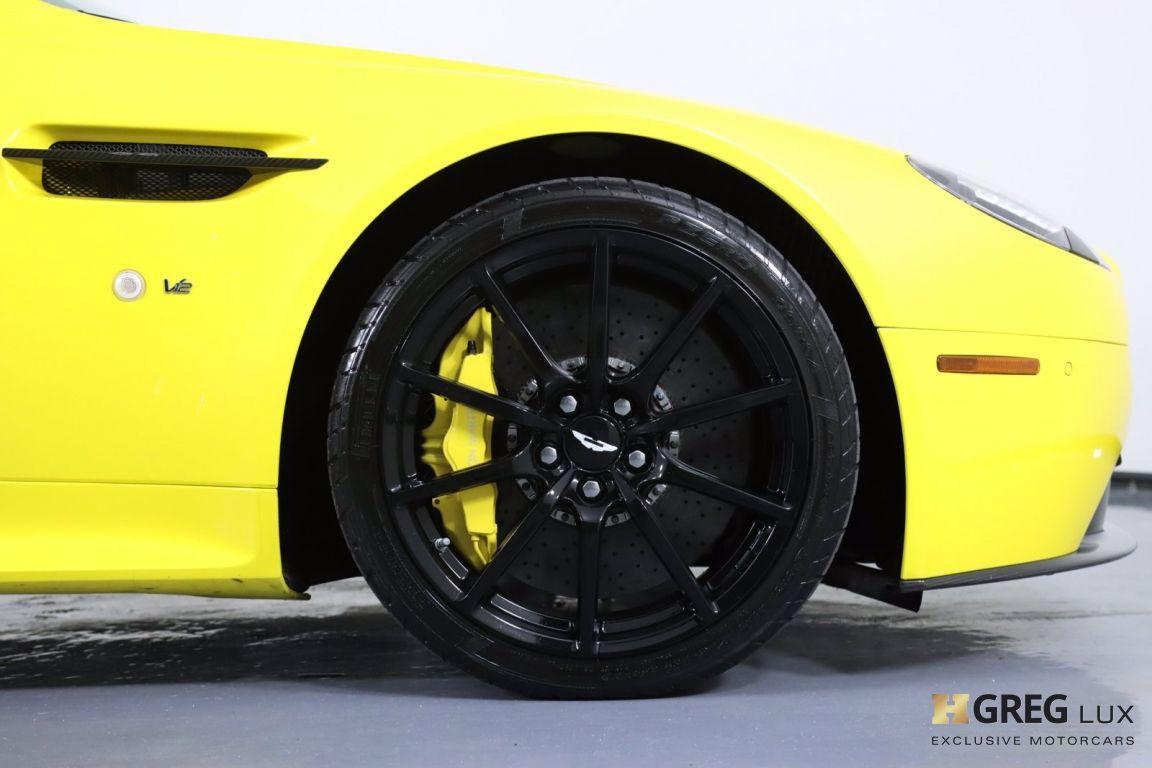 2015 Aston Martin V12 Vantage S #11