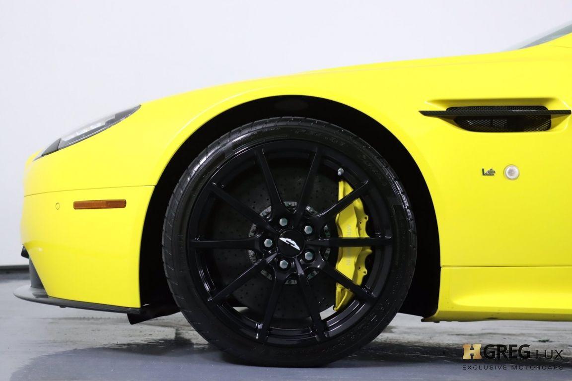 2015 Aston Martin V12 Vantage S #25