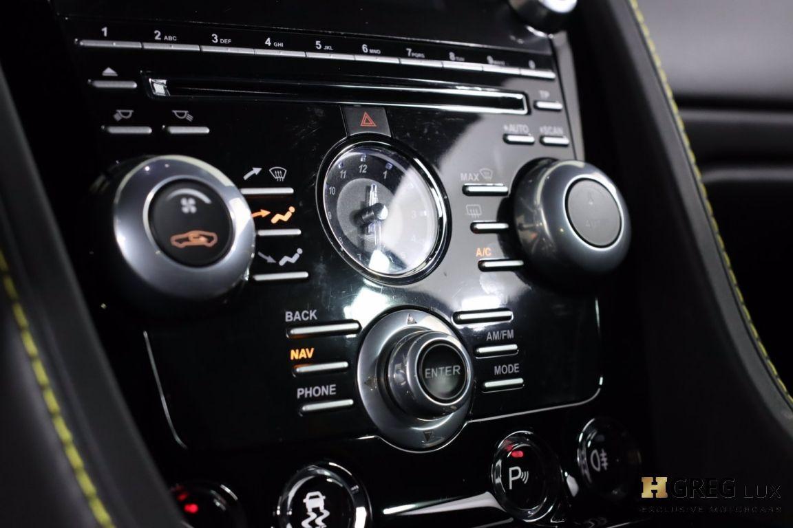 2015 Aston Martin V12 Vantage S #45